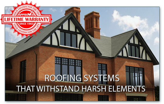 withstand roofing systems